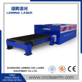 Full Protection를 가진 Lm4020h Steel Plate Fiber Laser Cutting Machine