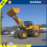 Ce keurde de Lader Xd950g van het Wiel van de Machines van het Landbouwbedrijf van 5 Ton voor Verkoop goed