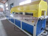 堅いプラスチックPVCプロフィールの押出機機械