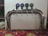 4個の蛇口ビールスリラー
