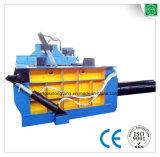Machine hydraulique professionnelle de compresseur de fer de rebut de Y81f-125A