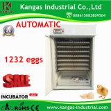 CE petit incubateur approuvé entièrement automatique pour la vente de thermostat