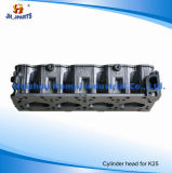 日産K21 K25 11040-Fy501のための自動車部品のシリンダーヘッド
