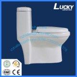 Le siège des toilettes en céramique de salle de bains économique de Jx-12# avec la courroie 250mm/300mm des prix d'Economcal est procurable