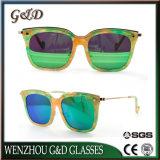 De Kleurrijke Zonnebril van uitstekende kwaliteit van de Manier van de Acetaat