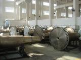 Forjadura a quente de forjagem de aço para peças de máquinas