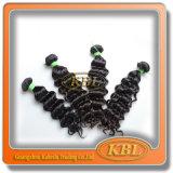 Cabelo brasileiro humano do Virgin de Remy 4A do cabelo