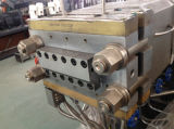 Twin Screw Plastic Extruder Strand Die Head