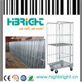 Einen Rahmen-Rollenrahmen-Behälter (HBE-RC-3) verschachteln