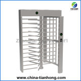 Catraca de segurança automáticas de controle biométrico Gate Th-Fht208-1