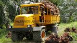 Chaud-Vente de l'entraîneur 18HP agricole pour la plantation d'huile de palmier de la Malaisie
