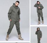 Custom Outdoor Windproof Water Proof mangas compridas Casaco de terno para homens de alta qualidade