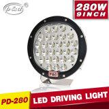 Nouvelle luminosité 280W CREE LED Drivig Lumière, de projecteurs à LED, 4X4 LED, voyant des feux de conduite hors route