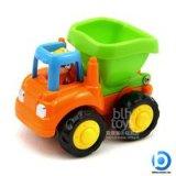 Spielzeug-Auto, das Maschine herstellt