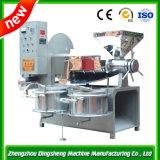 Máquina automática da imprensa de petróleo do parafuso da semente do feijão de soja/palma