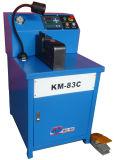 La machine à sertir à manivelle ouverte latérale est spécialement pour le tuyau de conditionnement d'air