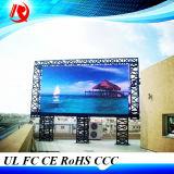 O módulo de LED 2016 Publicidade Cores de LED de exterior