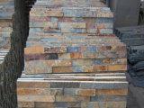 장식적인 벽 클래딩, 자연적인 슬레이트 문화적인 돌