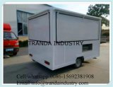 Vendas quentes Best Quality Wooden Juice Van