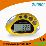 Belt Clip Jogging Kilometer Counter Pedometer Watch (JS-210B)
