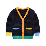 Llegaron nuevos tejidos de punto ropa para niños, Kid's Jersey Cardigan