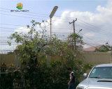 40 watts DEL toute dans un réverbère solaire pour l'éclairage de parking (SNSTY-240)