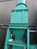 Collettore di polveri della Camera del sacchetto; Filtro dal collettore di polveri, accumulazione di polvere