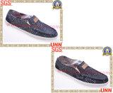 Nouveau Mens de chaussures de toile de conception (SD8215)