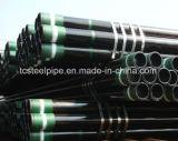 API 5CT K55 Psl1の継ぎ目が無い炭素鋼の管