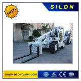 Silon 7m chargeur télescopique chariot télescopique chariot élévateur à fourche (HNT ;40-4)