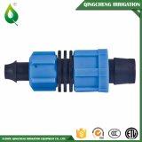 Traversée de cloison de PVC d'irrigation de Driptape de blocage de boyau