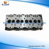 Culasse de pièces de moteur pour Nissans Td27/Td27t 11039-43G03 Td25/Td42/Tb42/Tb45/Zd30/Qd32