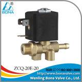 Elettrovalvola a solenoide del gas (ZCQ-20B-20)