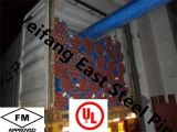 Tubo d'acciaio con i certificati di UL/FM