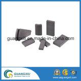 Magnete del ferrito del blocchetto del grado 3 con la certificazione di RoHS
