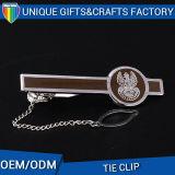Clip de alta calidad del metal corbata de regalos de los hombres