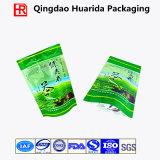 La chaleur flexible/sacs en plastique scellés arrières de conditionnement des aliments