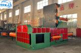 Máquina automática de la prensa del desecho (fábrica y surtidor)