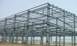 鉄骨構造は軽い前に設計された鋼鉄建物を組立て式に作った