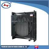 Yc6K565L: Radiador de agua para motores Diesel de Shanghai