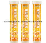 Constructeur OEM effervescent de tablette de vitamine C de boissons d'énergie de vitamine C