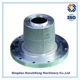 Ghisa per il cavallotto delle protezioni di estremità del cilindro idraulico