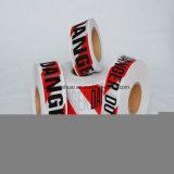 印刷を用いるDegradable注意テープか警告テープ
