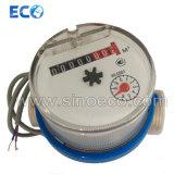 Single Jet Dry Dial Medidor de água fria - Peso mais leve (LXSC-15Ds)