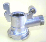Keg Coupler Base Stainless Steel Casting Parts