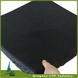 1mx1mx15mmの重量の上昇のためのゴム製床タイル