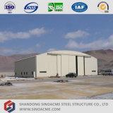 Construção em Aço de Alta Qualidade Sinoacme Estrutura de aço Hangar de avião