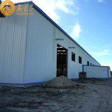 Almacén fácil y rápido de la estructura de acero que ensambla (CH-03)