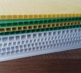 4mm PPは印の作成のためのプラスチックシートかCorfluteシートを波形を付ける