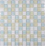 Mattonelle blu della piscina del mosaico
